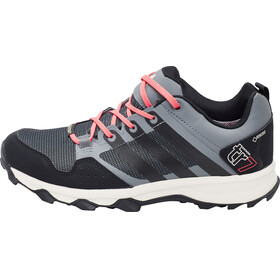 adidas Kanadia 7 Trail GTX - Chaussures running Femme - gris/noir